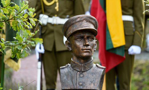 Prezidento G. Nausėdos kalba atidengiant Adolfo Ramanausko-Vanago paminklą