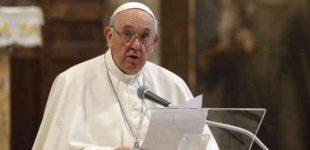 Romos popiežius palaikė homoseksualių asmenų partnerystę