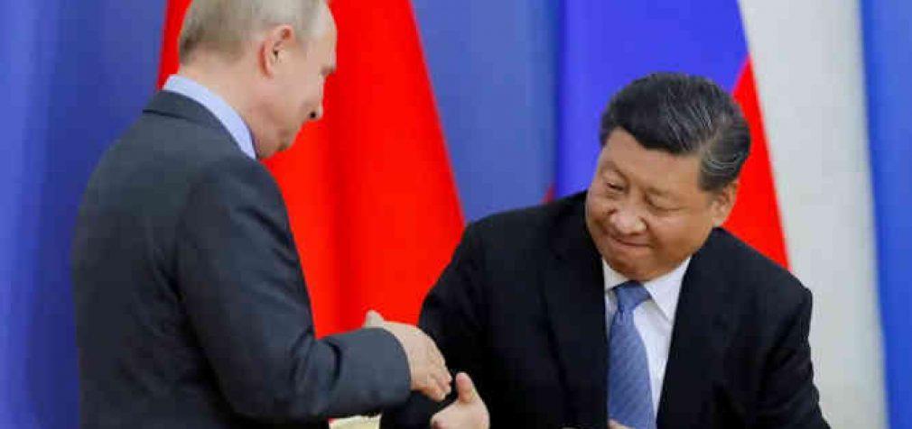 Kinijos ir JAV priešpriešoje Rusija neliks nesuinteresuota stebėtoja