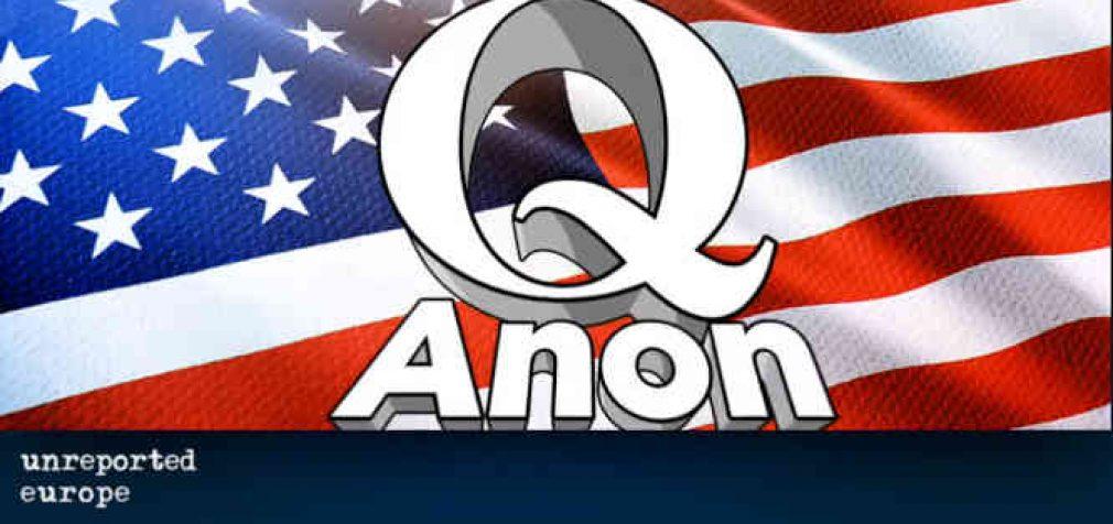Pasaulio elitas nerimauja dėl taip vadinamos QAnon sąmokslo teorijos ir visur blokuoja jos sekėjų informaciją