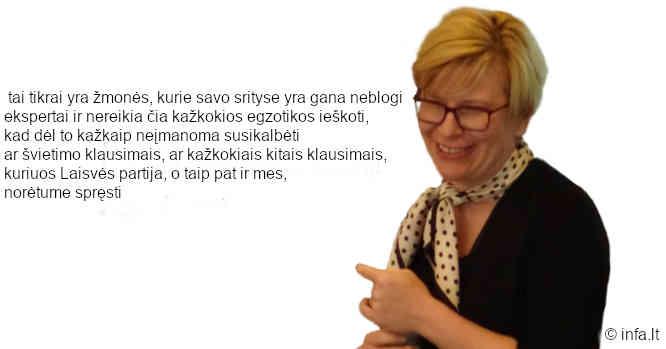 Ingrida Šimonytė ©infa.lt
