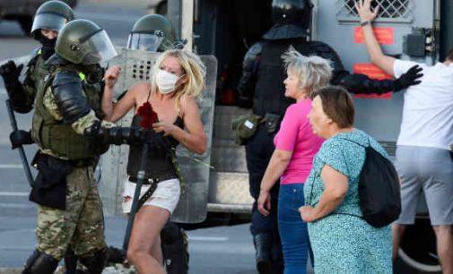 Konservatoriai solidarizuojasi su kovotojais už žmogaus teises Baltarusijoje – Lietuvoje pažeidimų nemato