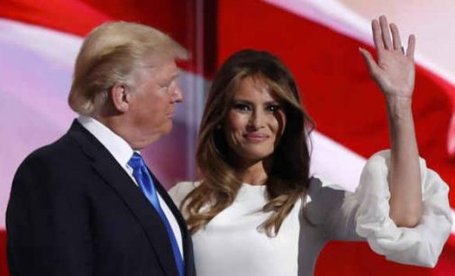 JAV prezidentas Donaldas Trampas su žmona užsikrėtė koronavirusu