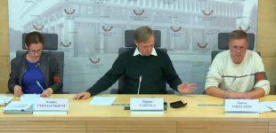 Zigmas Vaišvila. išdidus V. Radžvilo vadovaujamas Nacionalinis susivienijimas sieks po ketverių metų įveikti 5% barjerą