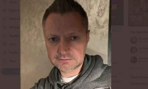 Paskiepytas nuo koronaviruso rusas žurnalistas pranešė, jog susirgo Covid-19