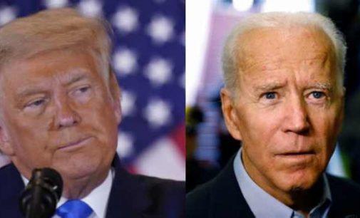 Baidenas nepatvirtintas kaip išrinktasis prezidentas inauguracijai