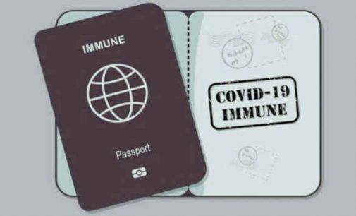 Floridos gubernatorius pasirašė vykdomąjį raštą, draudžiantį skiepų pasus