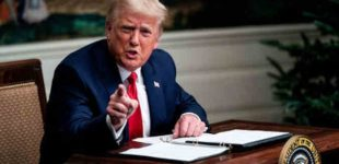 JAV prezidento rinkimai: Teismas atmetė D. Trampo rinkimų štabo ieškinį dėl rinkimų rezultatų Pensilvanijoje atšaukimo