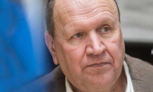 Estijos VRM vadovas Martas Helme:  Džo Baidenas ir jo sūnus korumpuoti personažai