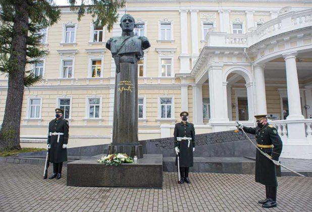 Paminklas Generolui Jonui Žemaičiui-Vytautui