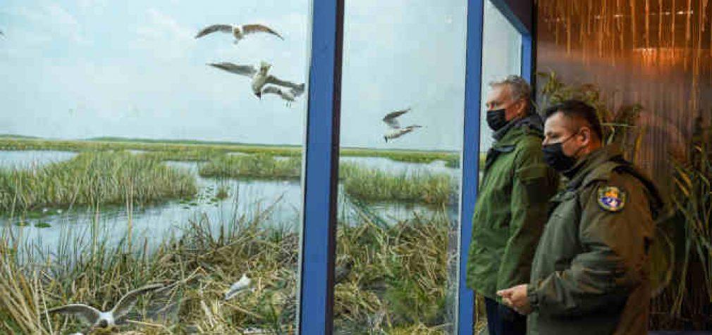 Prezidentas: Būsimam aplinkos ministrui – užduotis išsaugoti Žuvinto turtus