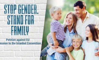 Stop gender! Stok už šeimą!