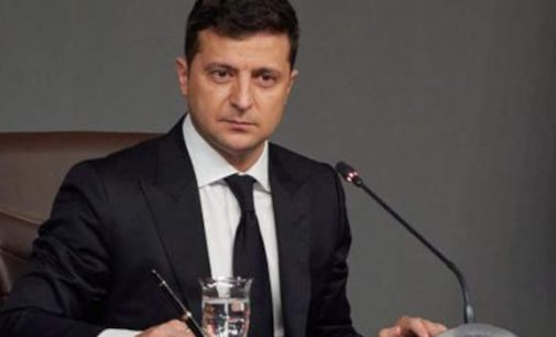 Ukrainos prezidentas apie šalies Konstitucinio teismo teisėjus: Velnių pavardes jūs visi puikiai žinote