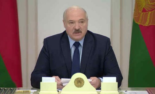 Lukašenka paskelbė visos Baltarusijos liaudies susirinkimo datą
