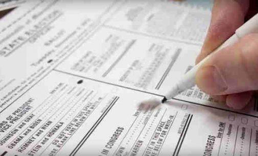 JAV prezidento rinkimai: Džordžijos valstijos sekretorius paskelbė apie balsavimo biuletenių patikrinimą