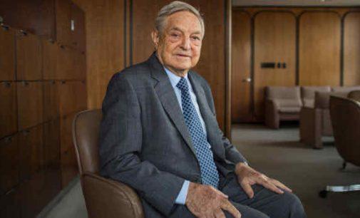 ES tapo Džordžo Soroso įkaite