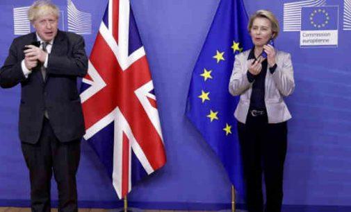 Brexit: Britanija ir Europos Sąjunga susitarti nesugebėjo