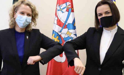 A. Armonaitė: Baltarusijos įmonių darbuotojai į Lietuvą dirbti kelsis su šeimomis – leidimo dirbti jiems nebereikės