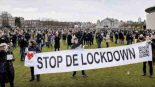 Maištas Nyderlanduose prieš izoliacines priemones