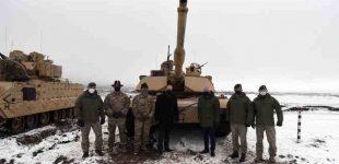 """KAM ministras A. Anušauskas: """"JAV kariškių buvimas regione išlieka vienu svarbiausių atgrasymo veiksnių"""""""