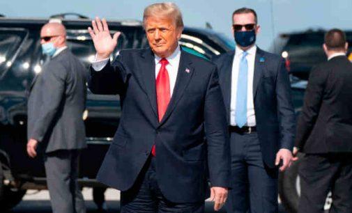 Floridos atstovas siūlo pervadinti pagrindinę valstijos automagistralę Donaldo Trampo vardu