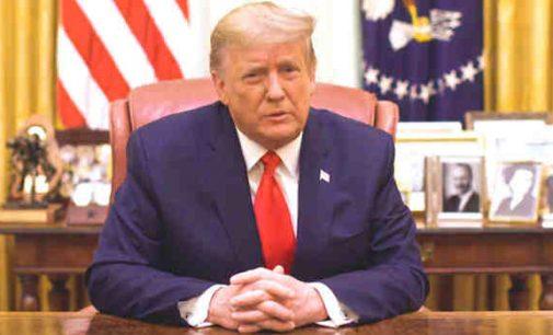 """D.Trampas sukūrė """"Buvusio prezidento tarnybą"""", vykdančią jo administracinę darbotvarkę"""