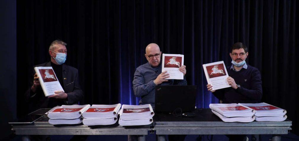 Apie tai, kaip ir kam buvo surinkta daugiau nei 350 000 parašų T.V.Raskevičiaus nušalinimui iš Seimo ŽTK pirmininko pareigų