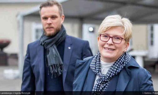 R. Juknevičienė: Gimtoji partija sprendžia, ar pritarti išrinktu partijos pirmininku laikyti Gabrielių Landsbergį (jo nerinkus)