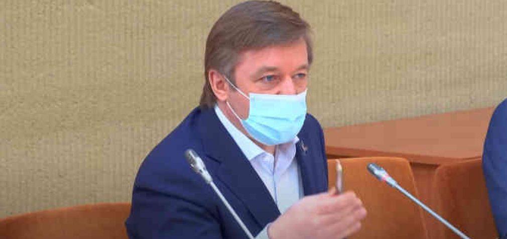 Ramūnas Karbauskis. Ar medikams prabilus apie streikus neatėjo metas A. Dulkio interpeliacijai?