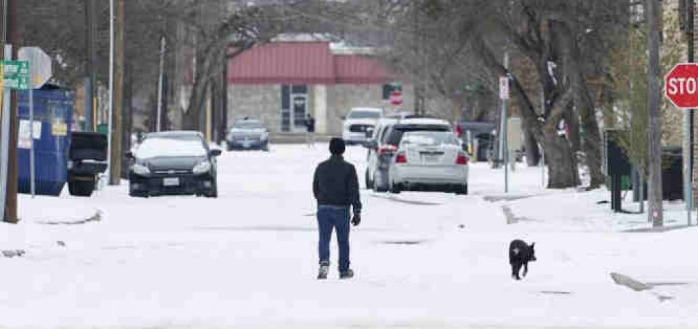 """Teksaso meras atsistatydino pasakęs gyventojams, kad """"išliks tik stipriausi"""""""