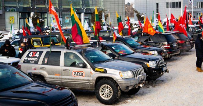 Vasario 16 automobilių maršas