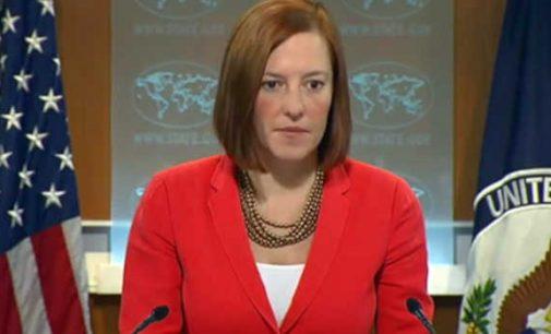 """Vašingtonas atsisakė Rusijos prezidento pasiūlymo """"pratęsti diskusiją"""" su Bidenu tiesioginiame eteryje"""