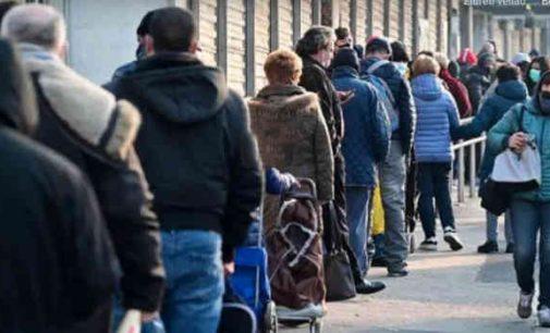 Izoliacinė pandemijos politika veda žmones į skurdą