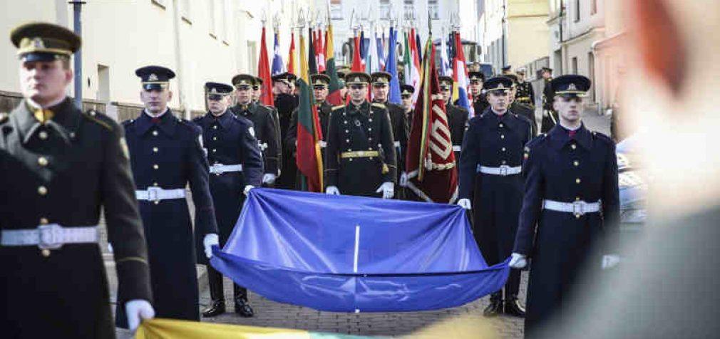 KAM ministras A. Anušauskas kalba apie atgrasymo ir gynybos stiprinimą