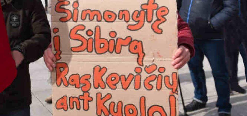 Prokuratūra pradėjo ikiteisminius tyrimus dėl galimo neapykantos kurstymo bei grasinimo nužudyti T.V.Raskevičių