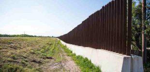 Teksasas rengiasi pabaigti Donaldo Trampo pradėtą statyti sieną su Meksika