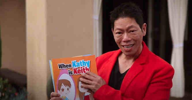 """Wallace Wong knyga """"Kai Katy yra Keitas"""""""