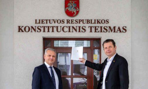 Sprendimą dėl privalomojo testavimo vertins Konstitucinis Teismas