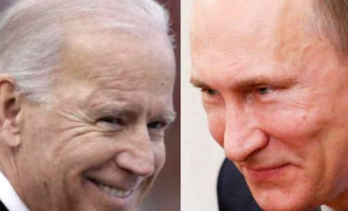 Baidenas pasiūlė Putinui susitikti