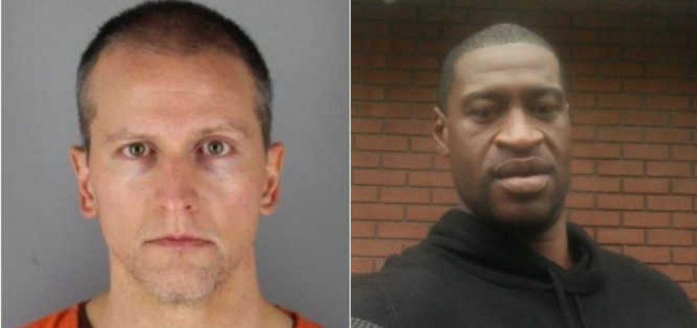 Derekas Chauvinas pripažintas kaltu byloje dėl George Floydo nužudymo