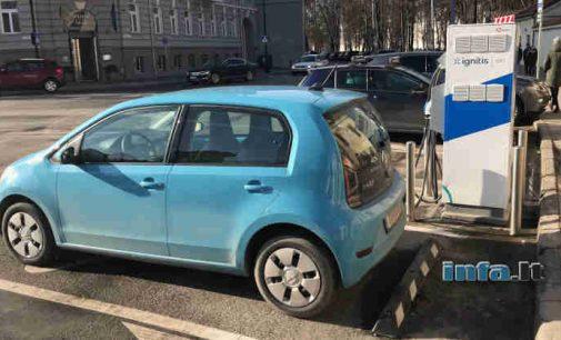 Norvegijoje automobilių su vidaus degimo varikliais pardavimai siekia jau mažiau nei 10 procentų. Kur dėsime benziną?