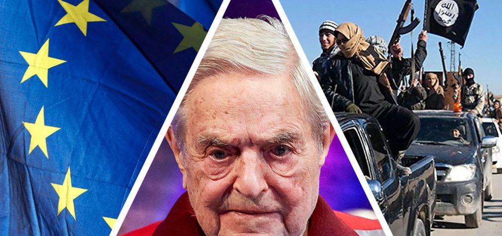Europos Sąjunga iš bendro biudžeto finansuoja Sorošo NVO dešimtimis milijonų eurų