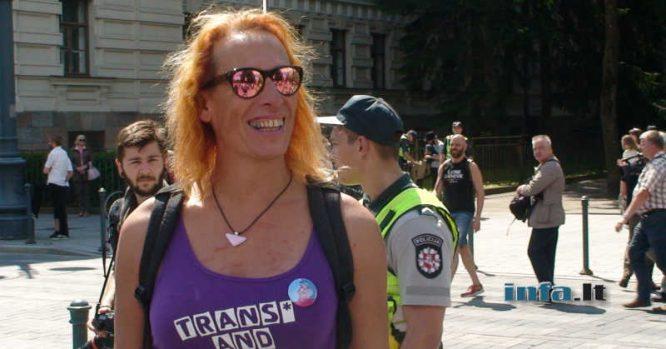 Transgenderis (moteris?)
