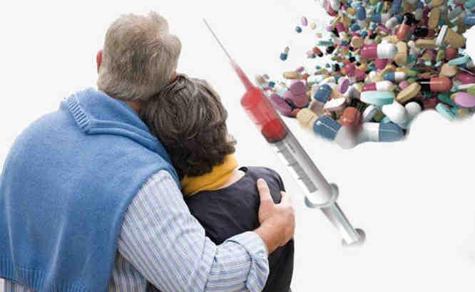 Vakcina pensininkams