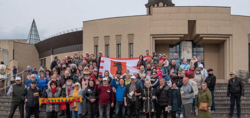 """""""Didysis Šeimos Gynimo Maršas 2021″ – Turas po Lietuvą – Mažeikiai"""