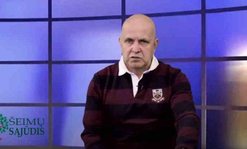 """Artūras Orlauskas: """"Kviečiu prisijungti prie pilietinio nepaklusnumo akcijos dėl galimybių paso"""""""
