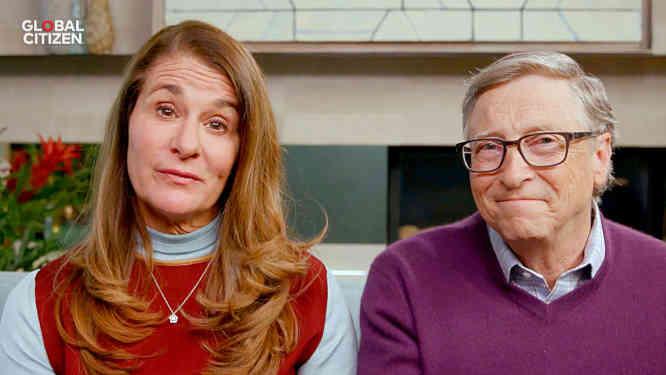 Bilas ir Melinda Geitsai