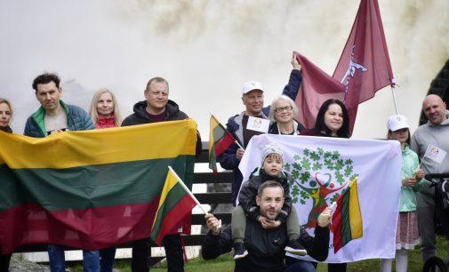 """Proteste """"Didysis Šeimos Gynimo Maršas 2021″ dalyvavo ir Norvegijos lietuviai"""