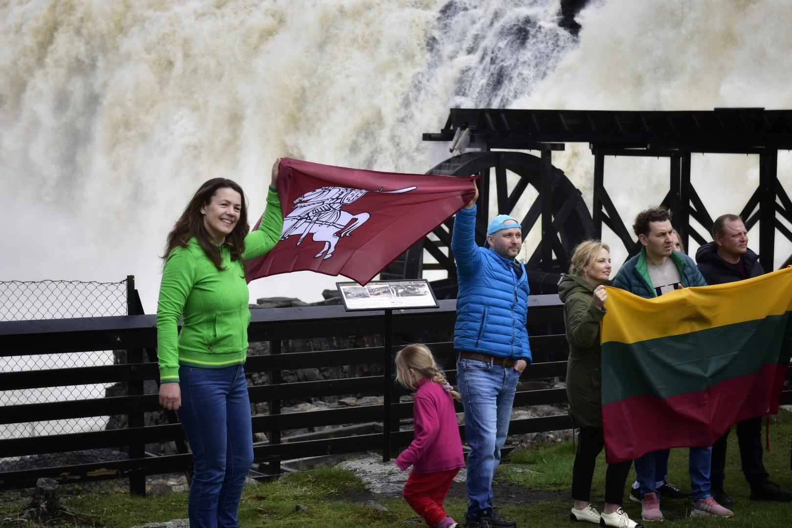 Didysis Šeimos Gynimo Maršas Norvegijoje