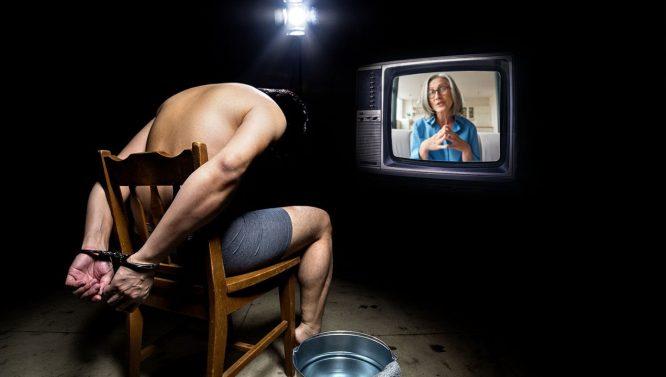 Kankinimas pasitelkus televiziją